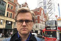 O Y S T E I N  K  L A N G B E R G  A F T E N P O S T E N  CORRESPONDENT IN LONDON