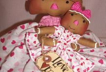valentines / by Vicky Brookens Claypoole