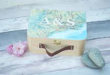 Custom Honeymoon Destination Gift