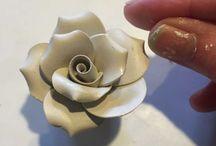 rose in argilla
