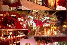 Red && Gold Wedding