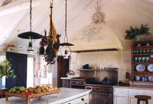 For the Home >>Kitchen<< / Eclectic. Homely. Inviting. Cozy. Peaceful. Vibrant. Imagination. Escape. Love... {Kitchen} / by Lisa