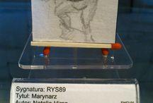 RYSUNEK Polska / Dział Malarstwa, Rysunku i Grafiki - Muzeum Miniaturowej Sztuki Profesjonalnej Henryk Jan Dominiak w Tychach