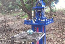 チェンマイのお寺 / チェンマイには新旧、大小数百のお寺があります。行き方はスタッフにご相談下さい。