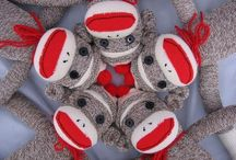Sock Monkeys / by Rebecca Guyton