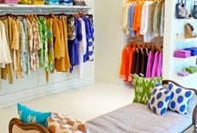 spare room = HUGE Walk-In Closet / by Jessica Taylor
