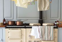 Aga Kitchens / by Chrissie Hughes