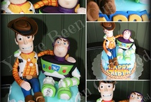 Character Cakes / by You've Been Cupcaked