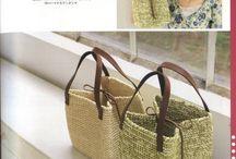 Вязание, корзины