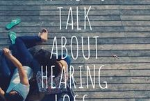 Hearing loss and Deafness / I hope you find the Information on Hearing loss and Deafness helpful.