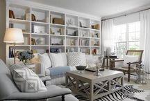 Living room / by Jessica Scott