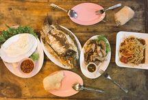 Thailand / Guest chef tour of Thailand