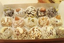 конфеты из сухофруктов