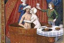 Hygiène au XIV ème