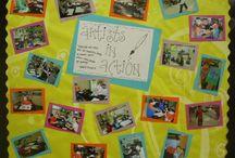 Displays, Posters, Bulletin Boards / by Lori Johnson