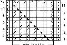 Схемы вязания