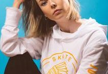 Skate Club 18 / Designed with Skaters in mind, this collection is a perfect capsule wardrobe for skatergirls & boys alike. With a bold colour palette of rich mustard, cherry red & slate grey these pieces with make your Skate wardrobe pop!