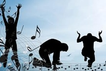 We invite you to praise the the Lord! / by Radio Gospel Unidos Pela Fé