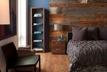 Homes Sweet Home {master bedroom/closet} / master bedroom ideas / by Erica Girard