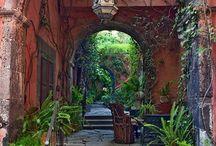 Garten orientalisch