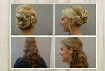 Updo and Hair Style Ideas / Formal Hair Styles.