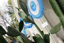 30 escarapelas y ninguna flor / DArA y la celebración del Bicentenario de la Independencia Casa de Victoria Ocampo Fondo Nacional de las Artes #diseño #bicentenario #9dejulio #argentina #dara #decoracion #arte #interiordesign #design #art #craft #independenceday