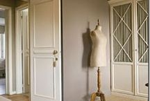 Интересные идеи гардеробы