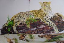 schilderingen / een aantal schilderijen en wandschilderingen die ik gemaakt heb door de jaren heen!