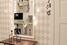 Sisustuksia - Interior Decorations