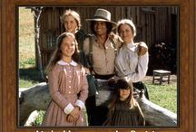 Little House on the Prairie / Dressmaking patterns you will need to re-enact your favourite scenes