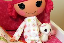 doll clothes to sew / by April Rothenburger