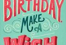 Birthday Postcards and Cie...