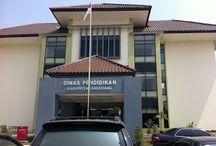 Alamat Sekolah SMP MTs MA SMA SMK di Kabupaten Tangerang