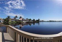 """Vacation home """"Villa Thunderbird"""" Cape Coral, Florida"""