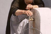 Greek Grandmother