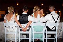 Wedding party / by Cheyenne