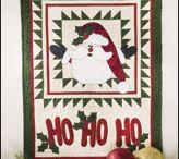 Christmas Quilt Pattern Downloads