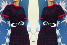 vintage wool dresses