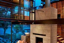 Fireplaces - Amazing + Modern
