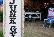 Junk Gypsy / by Lesa Oakes