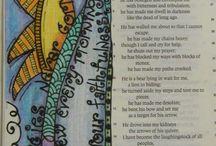 Bible Jnl Lamentations