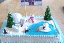 Winter wonderland board