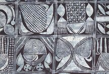 african textiles / mud cloth