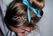 school hair style