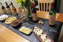 Wine & Cheese party / by Andrea Smith