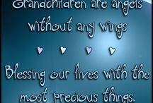 children and grandchildren quotes / by Nancy Sokol