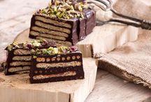 Κορμός με σοκολάτα και Πτι Μπερ, από τον Άκη Πετρετζίκη!