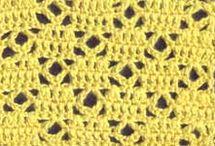 crochet patterns / by Christianne Stevens Boom