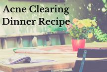 Acne Clearing Dinner Recipes for Clear Skin / A healthy dinner is very important to keeping your skin clear from the inside out. Grab one of these dinner recipes to start to heal acne naturally. Healthy skin recipes, recipes for acne, DIY acne clearing recipes, green smoothies, hormonal acne, face mapping, clear skin diet, heal your face with food, heal acne naturally, diy acne, acne face map, food for acne, foods that cause acne foods for clear skin, DIY for acne treatment, food for your skin, recipes for acne, clear skin diet
