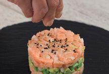 recetas d salmon ahumado